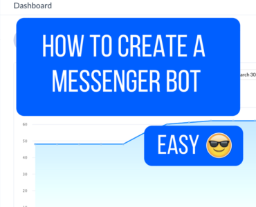 How To Create A Chat Bot on Facebook Messenger with NO CODING