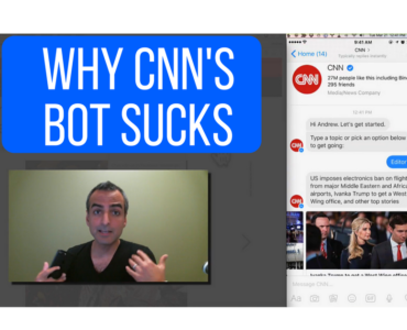 187Why CNN's Facebook Messenger Chatbot Sucks