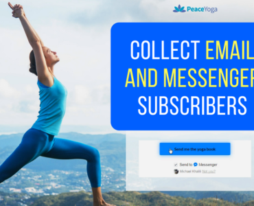 191How To Collect Subscribers on Facebook Messenger AND Your Email List (FREE Custom Code)