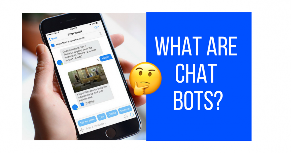 Beginner's Guide to Chatbots for Lead Generation, Sales, and Customer Service