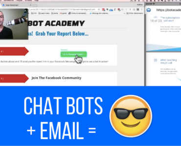 378How Chat Bot Marketing and Email Marketing Can Work Together