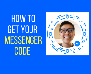 210How To Get Your Messenger Code For Your Chat Bot
