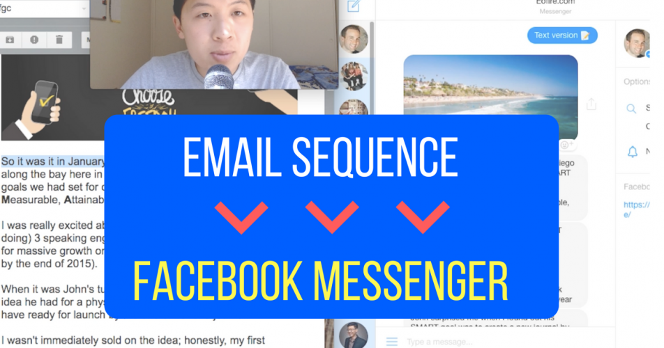 Copywriting for Facebook Messenger
