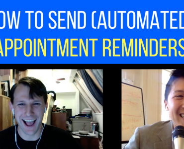 1976How to Send Appointment Reminders Through Facebook Messenger