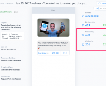 2953Facebook ChatBot Use Cases For Messenger Marketing Automation
