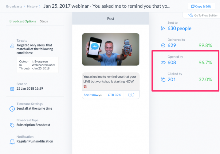 Facebook ChatBot Use Cases For Messenger Marketing Automation