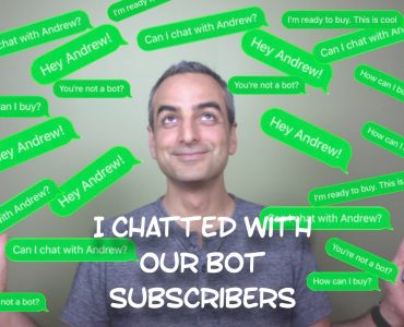 3939How To Sell With Live (Human) Chat In A Chatbot