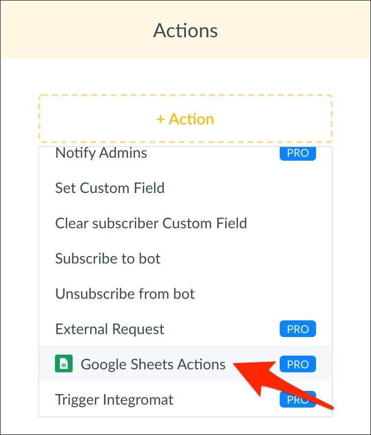 How to email your chatbot's subscribers - Bot Academy